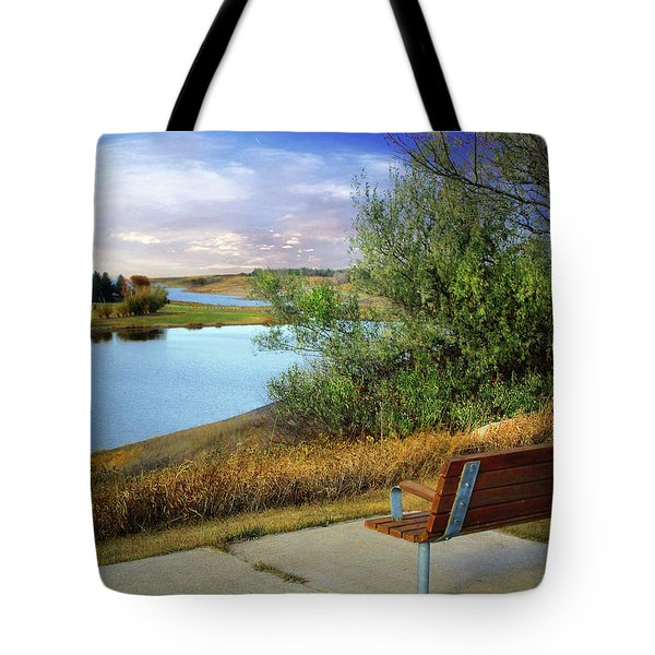 Rest Stop 2 Tote Bag