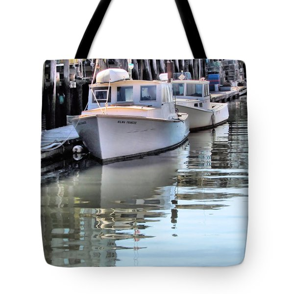 Rest Time Tote Bag by Elizabeth Dow