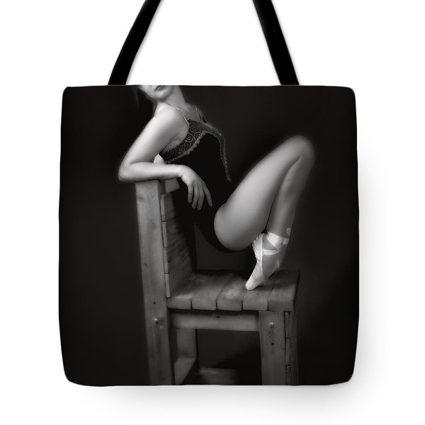 Tote Bag featuring the photograph Resting  ... by Chuck Caramella