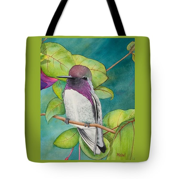 Resting Place Close Up Tote Bag