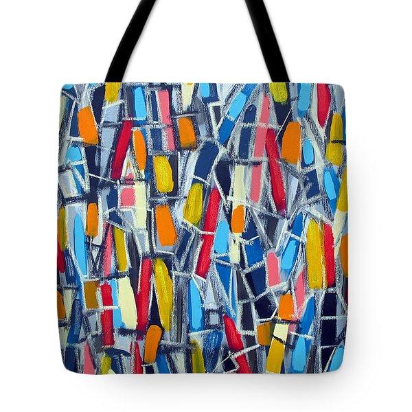 Restless Aura Tote Bag