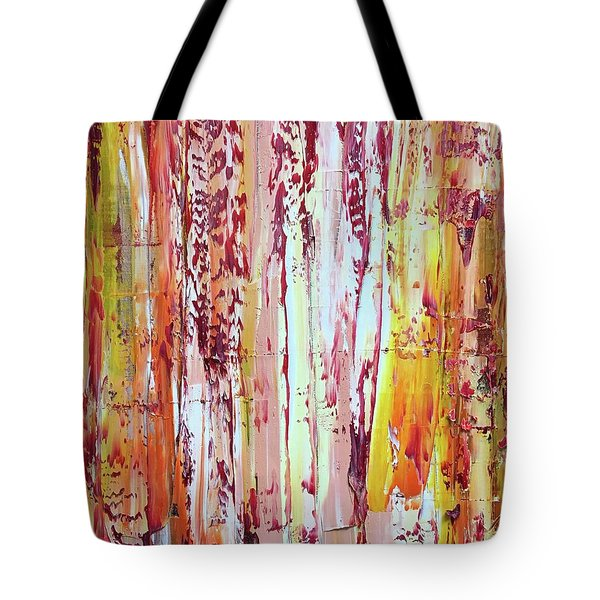 Restless Beauty Tote Bag