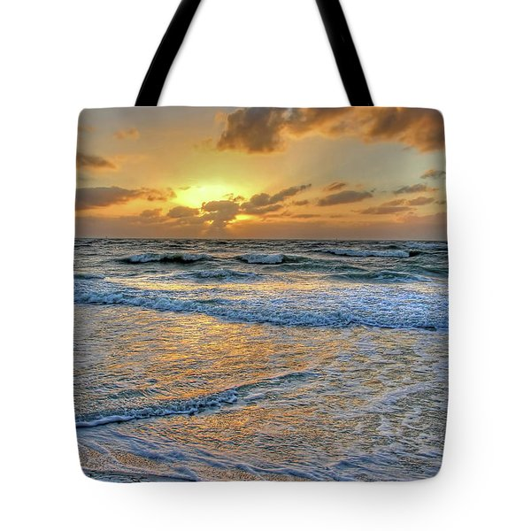 Tote Bag featuring the photograph Restless by HH Photography of Florida