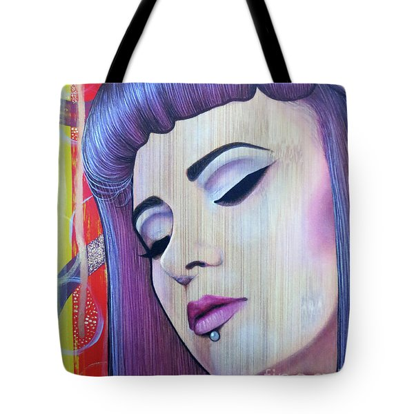 Restless Mind - Beautiful Spirit Tote Bag