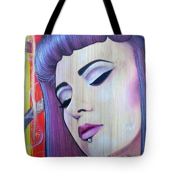 Restless Mind - Beautiful Spirit Tote Bag