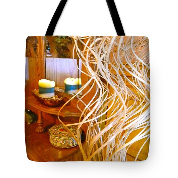 Tote Bag featuring the photograph Restorative Beauty by Randy Rosenberger