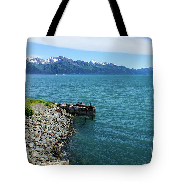 Resurrection Bay Tote Bag