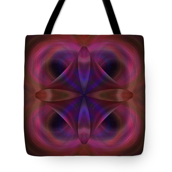 Resurrection Of The Heart Tote Bag