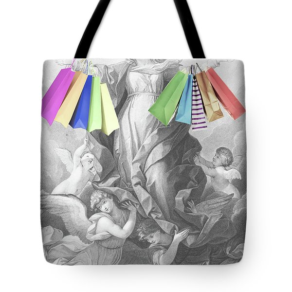 Retail Rapture Tote Bag