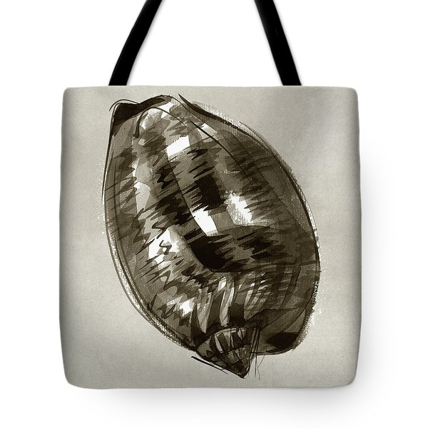 Reticulated Cowrie Tote Bag