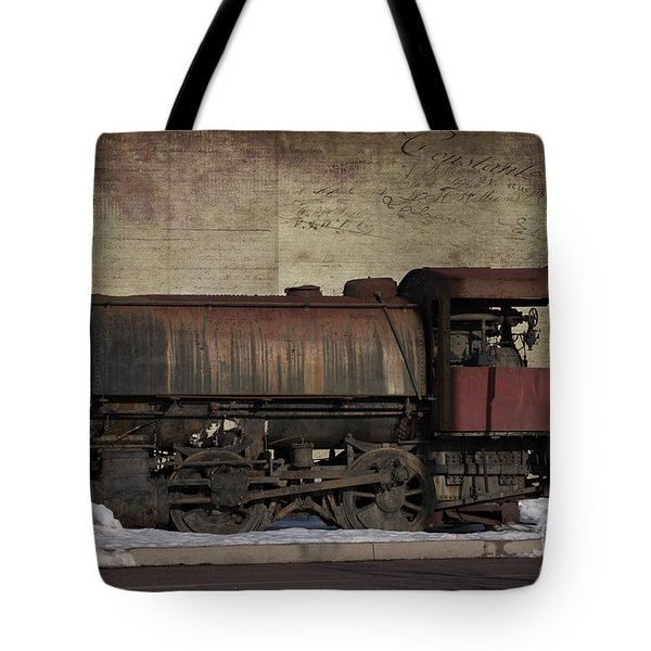 Retired 2 Tote Bag by Judy Wolinsky