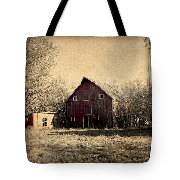 Retired 2 Tote Bag by Julie Hamilton