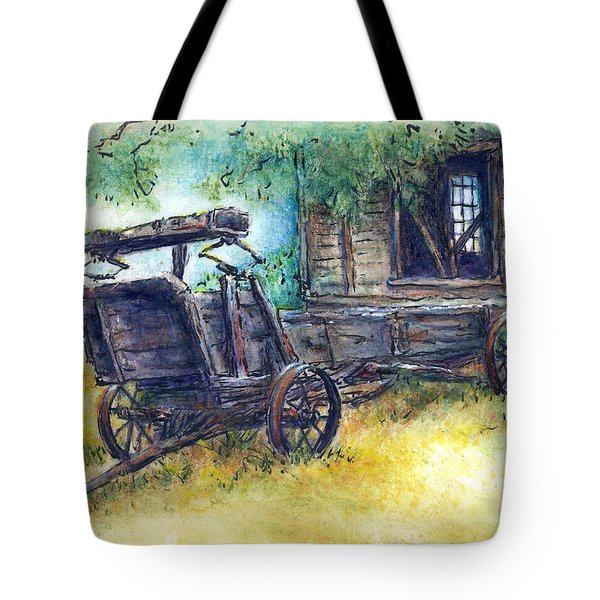 Retired At Last Tote Bag