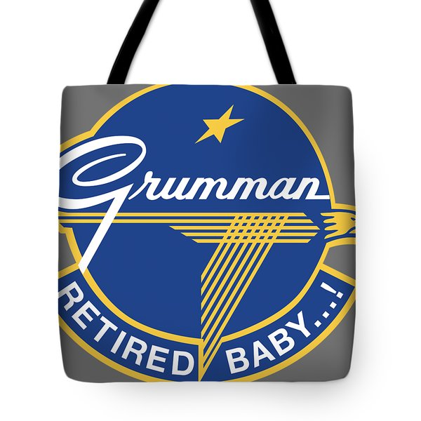 Retired Baby Tote Bag