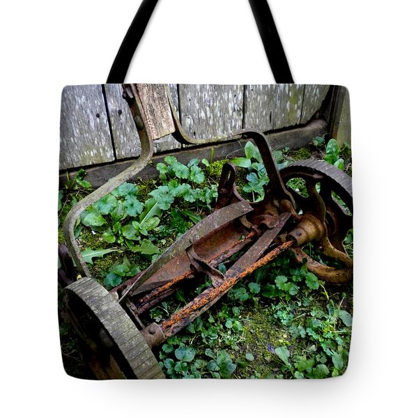 Retired Tote Bag by Renate Nadi Wesley