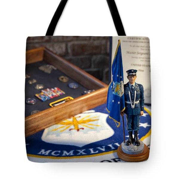 Tote Bag featuring the photograph Retirement by Melany Sarafis