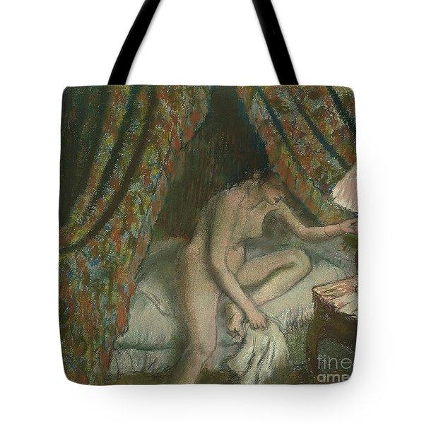 Retiring Tote Bag