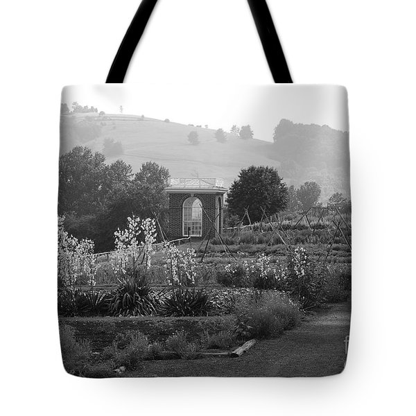 Tote Bag featuring the photograph Retreat by Eric Liller