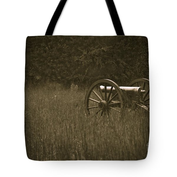 Retreat...never Surrender Tote Bag by Charles Dobbs