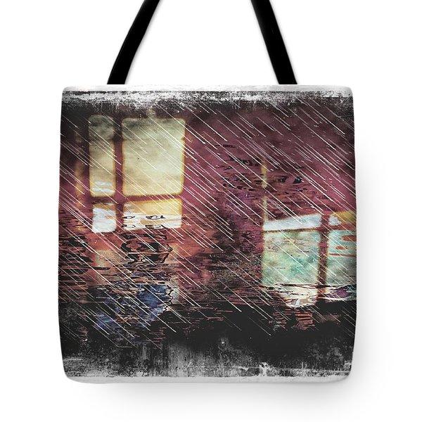 Retrospection Tote Bag