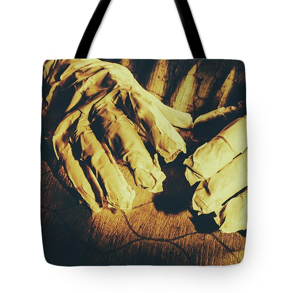 Return Of The Ancient Egyptian Pharaoh Tote Bag