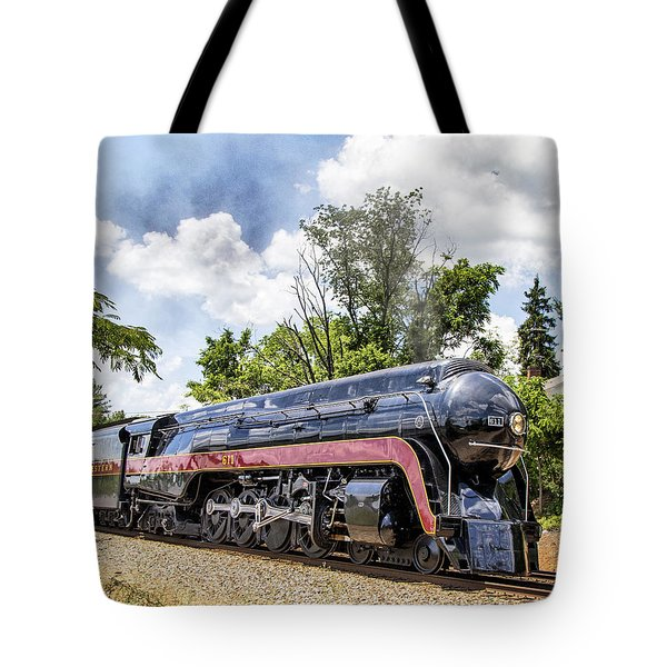 Return Of The J611 Tote Bag by Alan Raasch