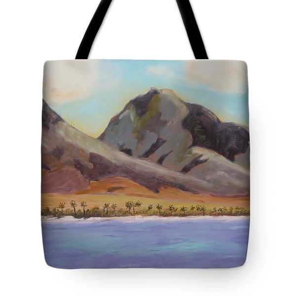 Return To Maui Tote Bag
