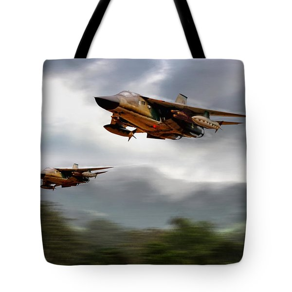 Return With A Vengeance Tote Bag