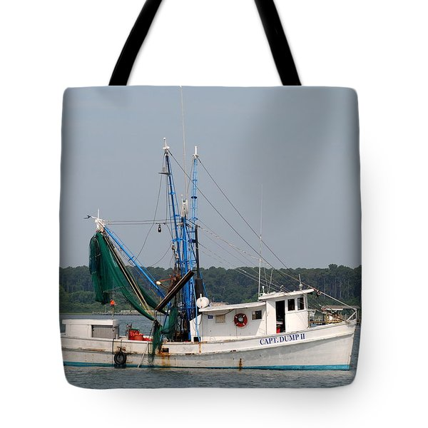 Returning To Harbor Tote Bag