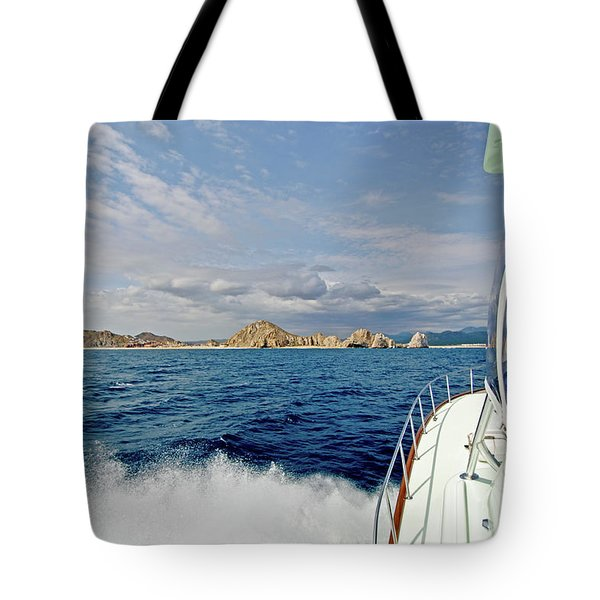 Returning To Port Tote Bag