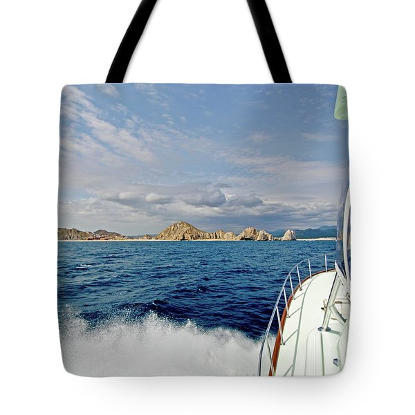 Returning To Port Tote Bag