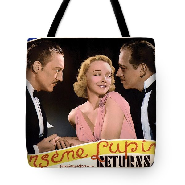Returns 1932 Tote Bag