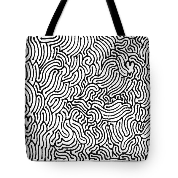 Revelation Tote Bag by Steven Natanson