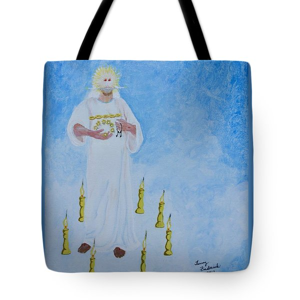 Revelations One Tote Bag