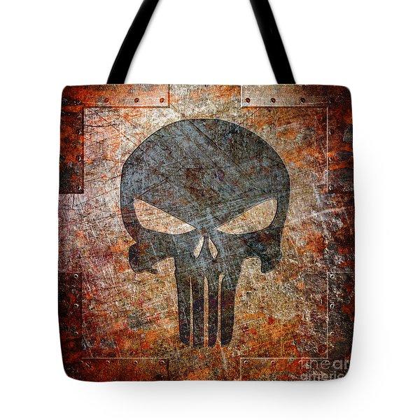 Revenge Will Be Mine Tote Bag