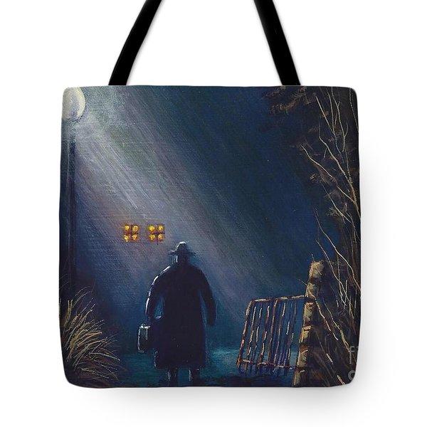 Reverend Hadley Jorgensen Tote Bag