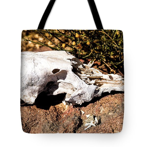 Reversal Of Fortune Tote Bag