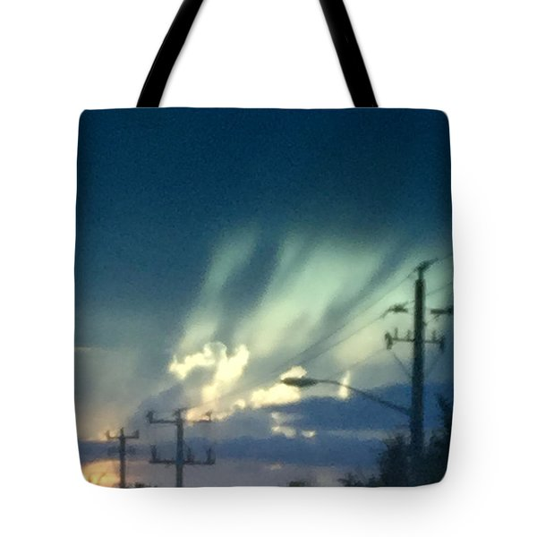 Revival Tote Bag by Audrey Robillard