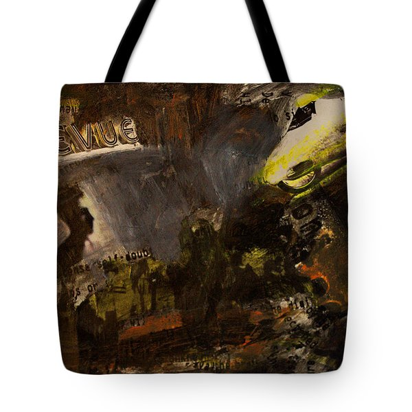 Revue/life Is Beautiful Tote Bag