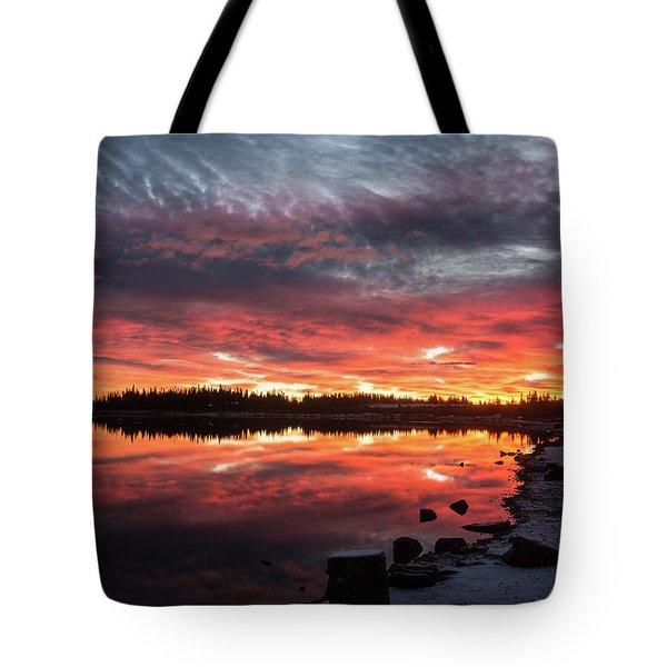 Reward Tote Bag