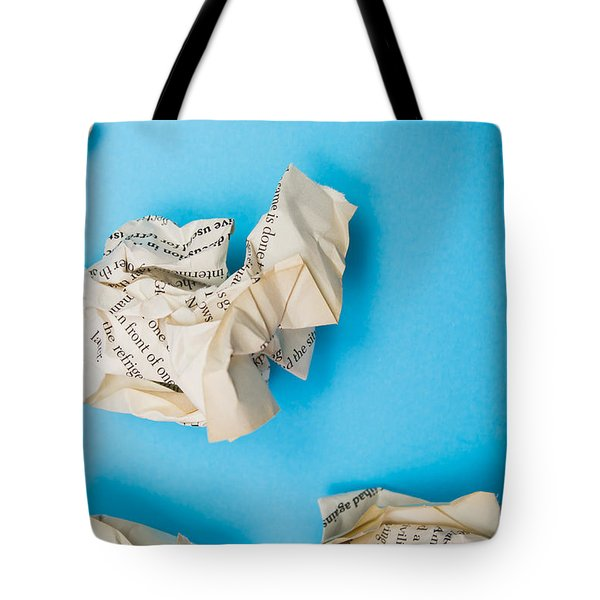 Rewriting The Pages Of History Tote Bag