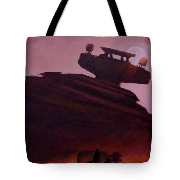 Rey Looks On Tote Bag