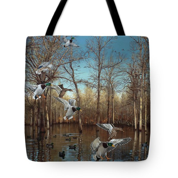 Reydel Hole Tote Bag
