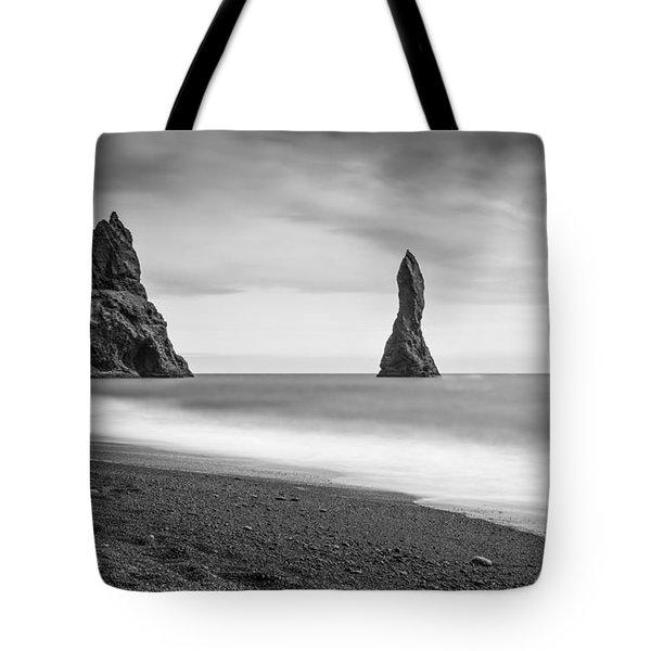Reynisfjara  Tote Bag by Brad Grove
