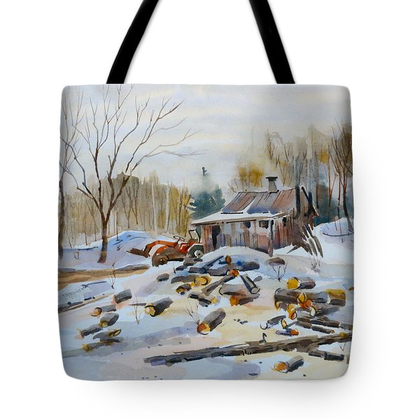 Reynold's Sugar Shack Tote Bag
