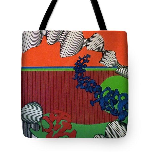 Rfb0124 Tote Bag