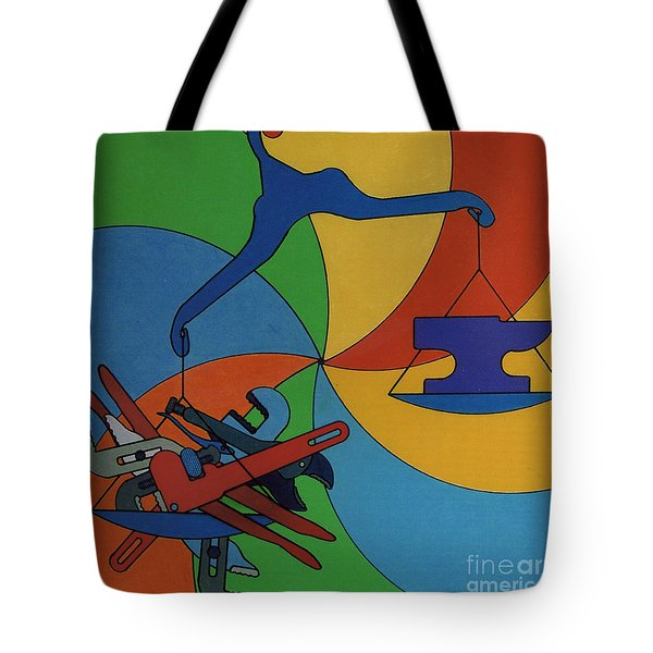 Rfb0924 Tote Bag