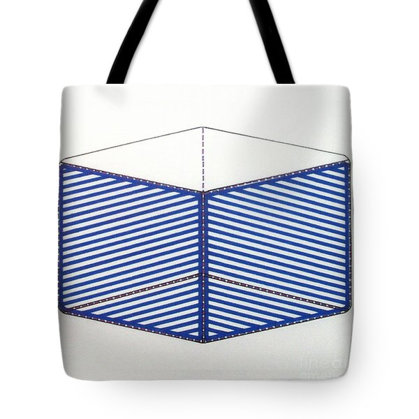 Tote Bag featuring the drawing Rfb1012 by Robert F Battles