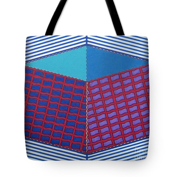 Tote Bag featuring the drawing Rfb1016 by Robert F Battles