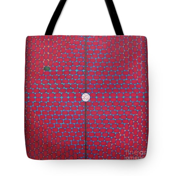 Tote Bag featuring the drawing Rfb1020 by Robert F Battles